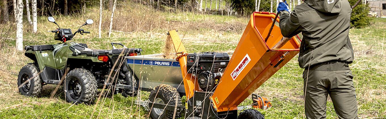 ATV Tillbehör för gården