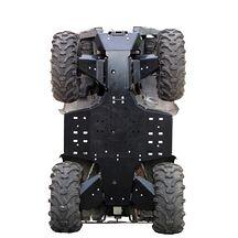 Hasplåt Yamaha Grizzly 550 / 700 (-2013), Plast