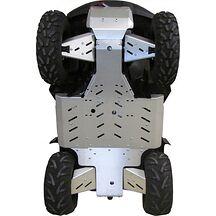 Hasplåt Suzuki KingQuad LTA 500/750 XP/EPS Aluminium
