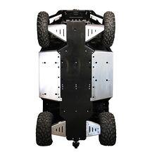 Hasplåt Polaris Ranger 400 / EV, Plast & Alu