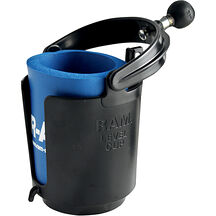 RAM MOUNT SELF-LEVELING CUP HOLDER 1 BALL