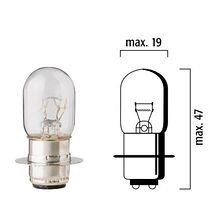 Glödlampa PX15d 12V 25/25W P15D-25-1