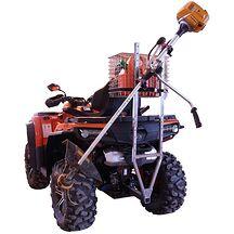 ATV Röjsågs/ Redskapsbärare