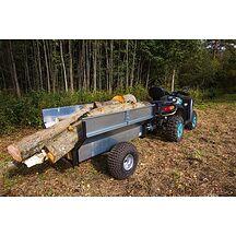 ATV Gårdsvagn 500 med Förhöjjningslämmar