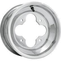 Fälg DWT A5 10x8 4/110 3+5 Silver