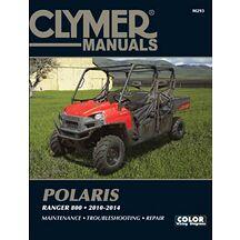 Clymer Verkstadsbok Polaris Ranger 800