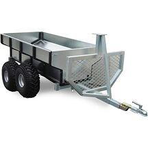 ATV Timmervagn 1500 med flak