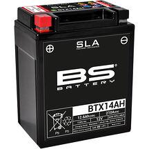 BS ATV Batteri BTX14AH  SLA 12V (YTX/YB14)