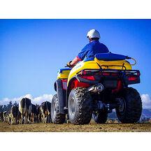C-DAX SPRAYRIDER 80 ATV Sprutaggregat 80 Liter 6.8LPM