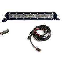 Viklight 14 Tums 60W / 5160 Lumen LED Extraljusramp Med Kablage