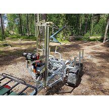 Avesta Vagnen TB1300 Professional / Woodman Pro