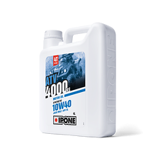 Ipone Atv Olja 4000 10W-40 Delsyntetisk 4L
