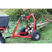 IB Lunningsvagn med Elektrisk Vinsch