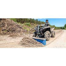 ATV Borste 150cm Komplett Frontmonterad