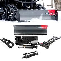 Kimpex Click N Go 2 ATV Plogpaket - Bygg ditt eget paket