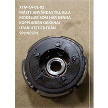 Koppling CF Moto 500 / Goes 520