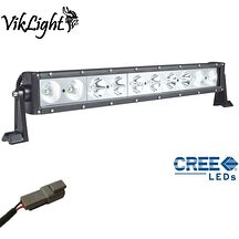 Viklight ER1 22 Tums 100W / 9000 Lumen LED Extraljusramp