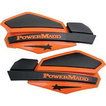 Powermadd Star Series Handskydd Orange / Svart