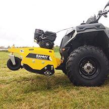 Rammy ATV Slaghack 100cm Briggs & Stratton 1450
