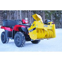 Rammy ATV Snöslunga 118cm Briggs & Stratton 1450 - Elstart