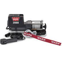 WARN DC 2000 WORKS UTILITY VINSCH 12V