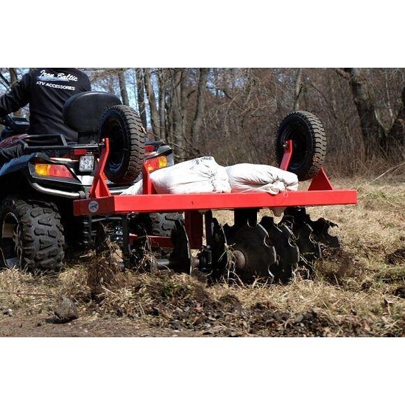 IB Cultivator / Tallriksplog 120cm