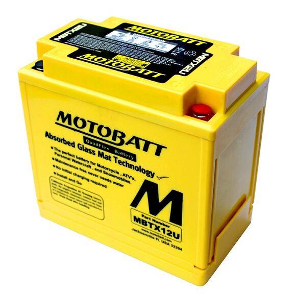 MOTOBATT Motobatt MBTX12U