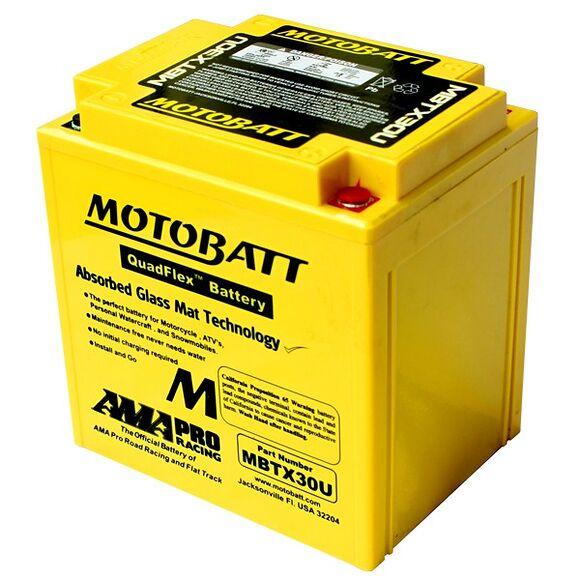 MOTOBATT Motobatt MBTX30U (YTX30)