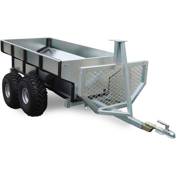 BRONCO ATV Timmervagn 1500 med flak