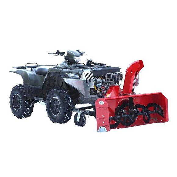 IB ATV Snöslunga 125 Cm Briggs & Stratton V2 18Hk - ELSTART
