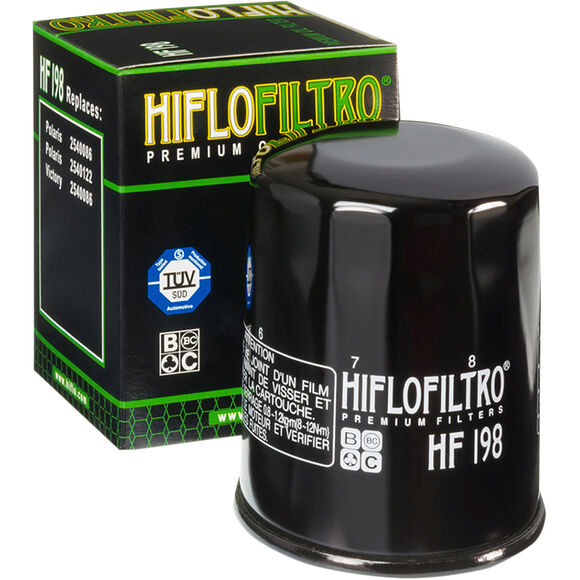HIFLO HF198 Oljefilter