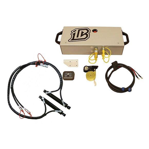 IB Kit för Hydraulisk Vinkling Av Vik-Plogblad 150cm
