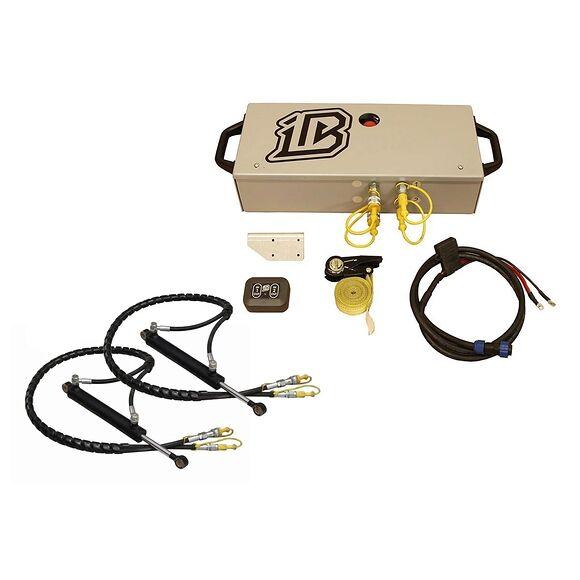 IB Kit för Hydraulisk Vinkling Av Vik-Plogblad 180cm