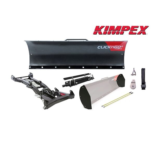 KIMPEX Kimpex Click N Go 2 ATV Plogpaket 152cm - PRO EDITION