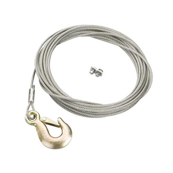SEA-X Sea-X Trailervinsch Wire 5mm x 7.6m