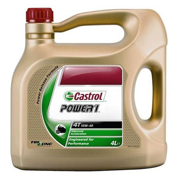 CASTROL Castrol Power 1 GPS 4T 10W-40 Delsynt 4L