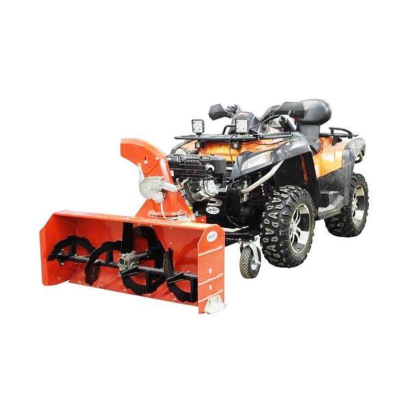 IB ATV Snöslunga 125 Cm Briggs & Stratton 14Hk