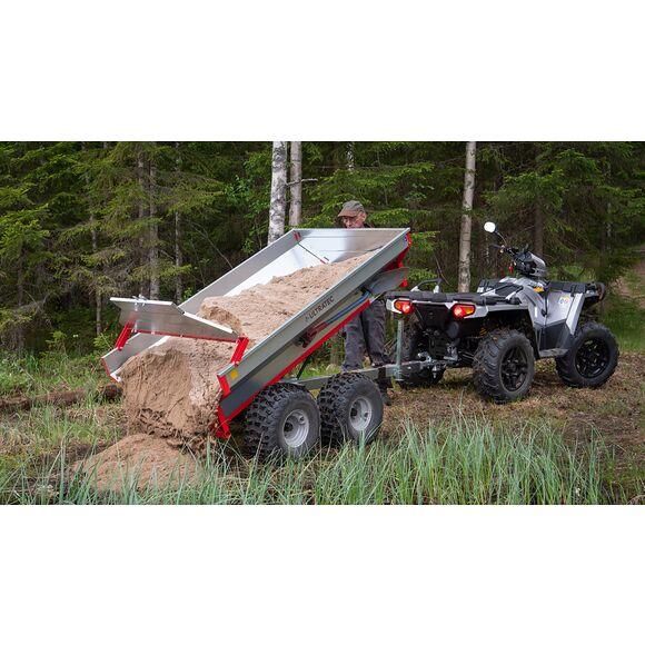 ULTRATEC Ultratec Universal Dumpervagn Boggie 1500